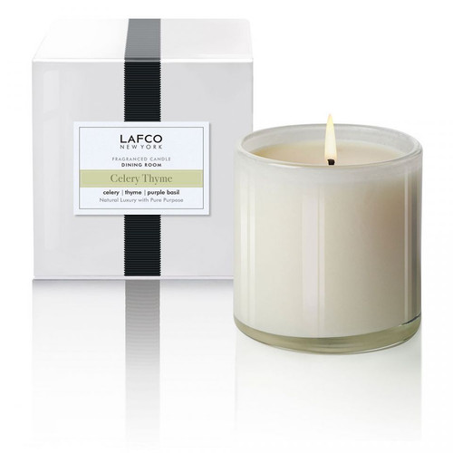 LAFCO Celery Thyme/ Dining Room Signature 15.5 oz Candle