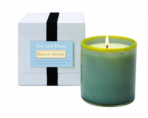 LAFCO Sea & Dune/ Beach House & Home Glass Candle