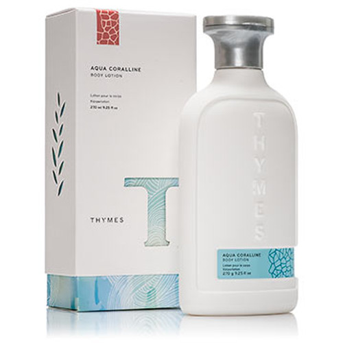 Thymes Aqua Coralline Collection Body Lotion