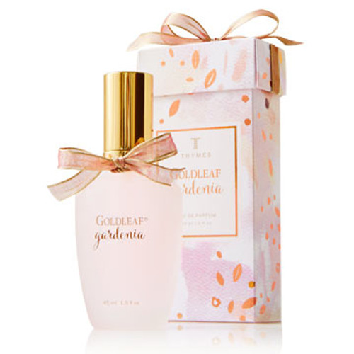 Thymes Goldleaf Gardenia Collection Eau de Parfum