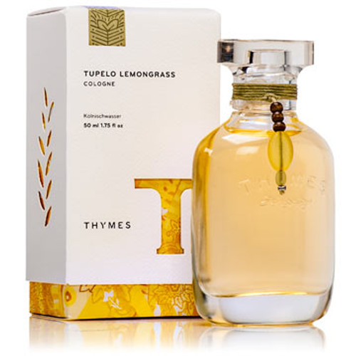 Thymes Tupelo Lemongrass Collection Cologne