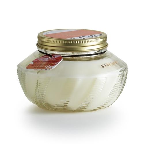 Illume Grapefruit Oleander Glass Jar Soy Candle