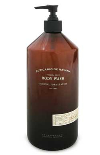 Archipelago Botanicals Boticario de Havana Collection Body Wash