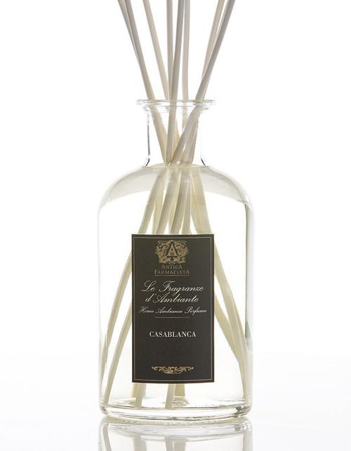 Antica Farmacista Casablanca Home Ambience Reed Diffuser - 500 ml.