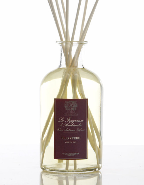 Antica Farmacista Green Fig Home Ambience Reed Diffuser - 500 ml.