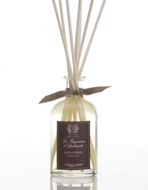 Antica Farmacista Green Fig Home Ambience Reed Diffuser - 100 ml.