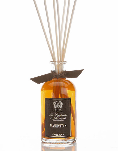Antica Farmacista Manhattan Home Ambience Reed Diffuser - 100 ml.
