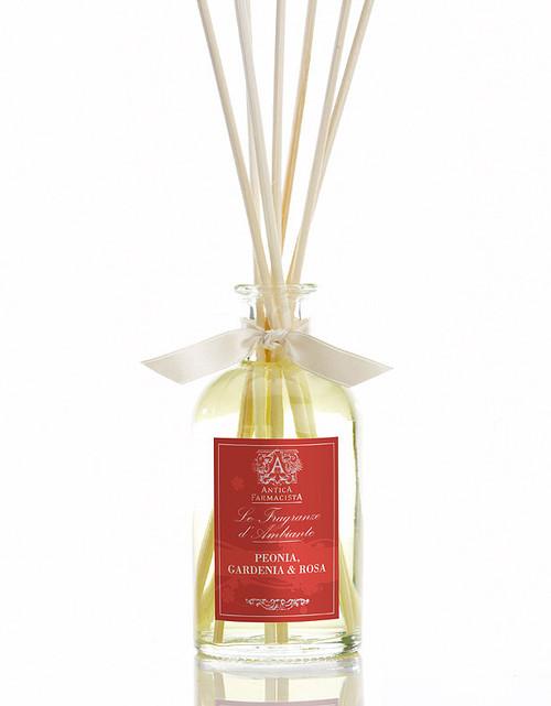 Antica Farmacista Peonia Gardenia & Rosa Home Ambience Reed Diffuser - 100 ml.