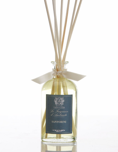 Antica Farmacista Santorini Amber Home Ambience Reed Diffuser - 100 ml.