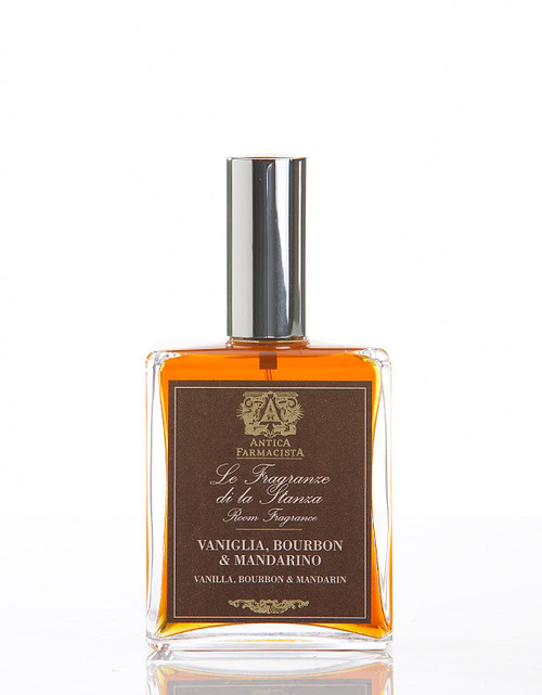 Antica Farmacista Vanilla Bourbon & Mandarin Room & Linen Spray