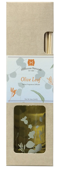 Hillhouse Naturals Olive Leaf Reed Diffuser