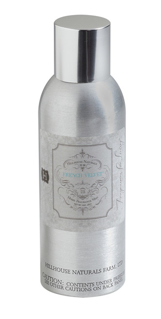 Hillhouse Naturals French Velvet Fragrance Mist