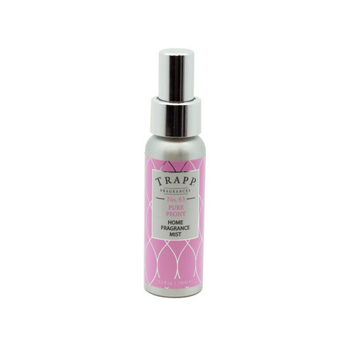 Trapp No. 63 Pure Peony - 2.5 oz. Home Fragrance Mist