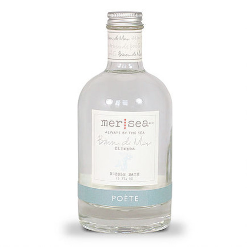Mer Sea Poete Bubble Bath