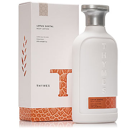 Thymes Lotus Santal Collection Body Lotion