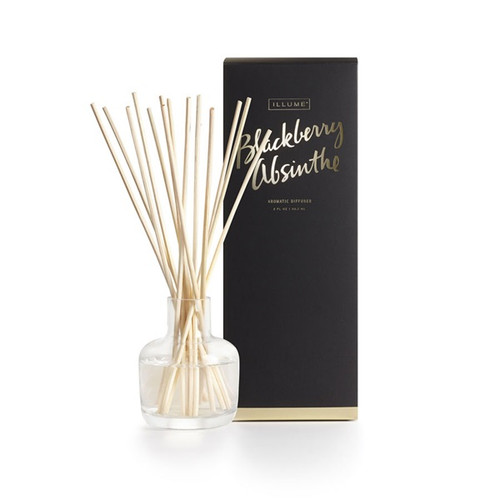 Illume Blackberry Absinthe Essential Aromatic Diffuser