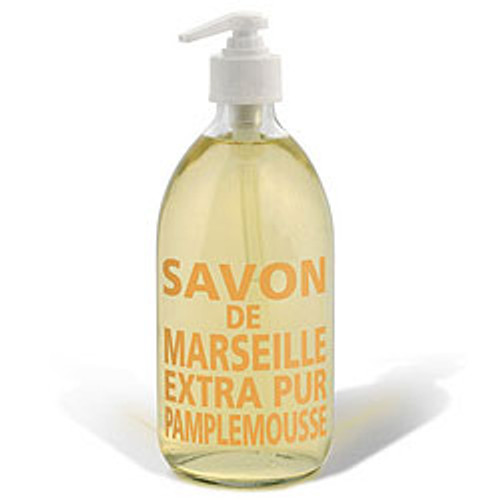 Compagnie de Provence Summer Grapefruit Liquid Soap - Signature Glass Bottle