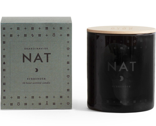 Skandinavisk Nat Scented Candle - Night