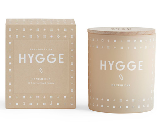 Skandinavisk Hygge Scented Candle - Cosiness