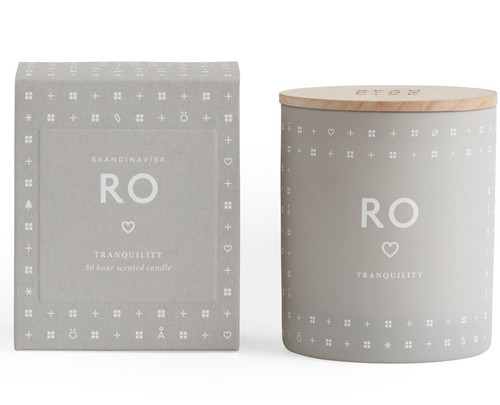 Skandinavisk Ro Scented Candle - Tranquility
