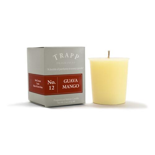 No. 12 Trapp Candle Guava Mango - 2oz. Votive Candle