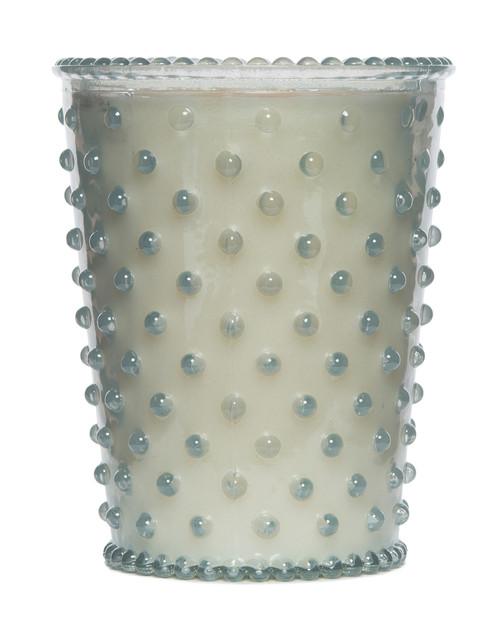 Simpatico No. 67 Kashmir Hobnail Glass Candle