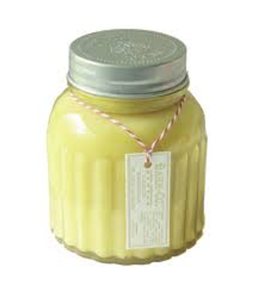 Barr-Co. Lemon Verbena Apothecary Jar Candle