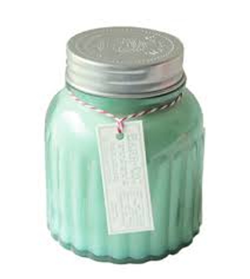 Barr-Co. Marine Apothecary Jar Candle