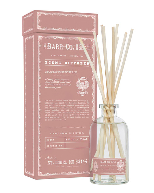 Barr-Co. Honeysuckle Scent Diffuser Kit