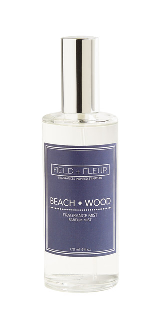 Hillhouse Naturals Beach Wood Home Fragrance Mist