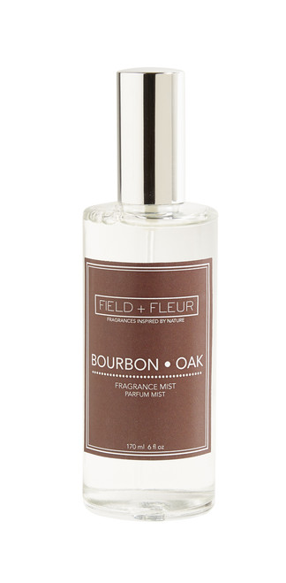 Hillhouse Naturals Bourbon Oak Home Fragrance Mist