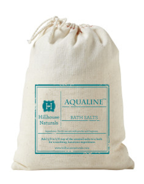 Hillhouse Naturals Aqualine Bath Salts Bag