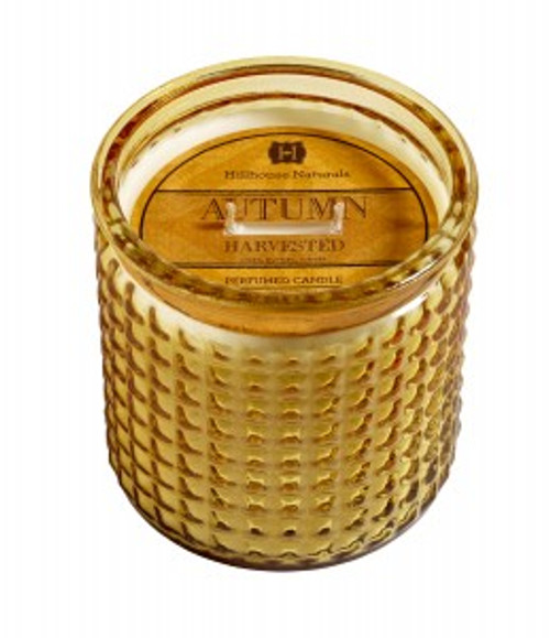 Hillhouse Naturals Autumn Harvested Glass Candle