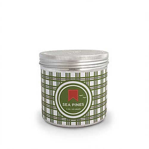 Mer Sea Sea Pines Sea Tin Candle Holiday Collection