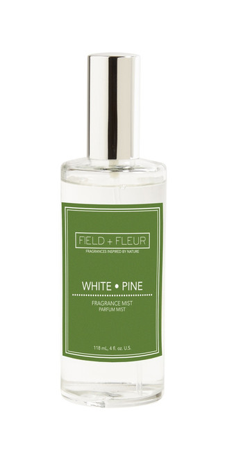 Hillhouse Naturals Field & Fleur White Pine Fragrance Mist Holiday