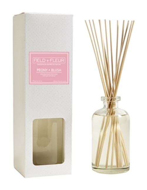 Hillhouse Naturals Peony Blush Reed Diffuser