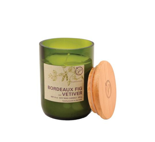 Paddywax Bordeaux Fig & Vetiver Upcycled ECO Candle
