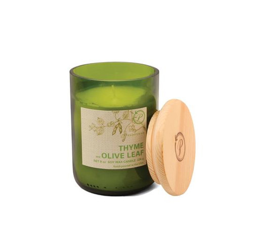 Paddywax Thyme & Olive Leaf Upcycled ECO Candle