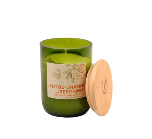 Paddywax Blood Orange & Bergamot Upcycled ECO Candle