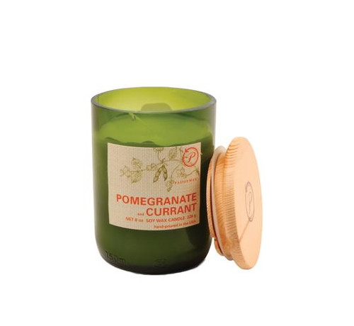 Paddywax Pomegranate & Currant Upcycled ECO Candle