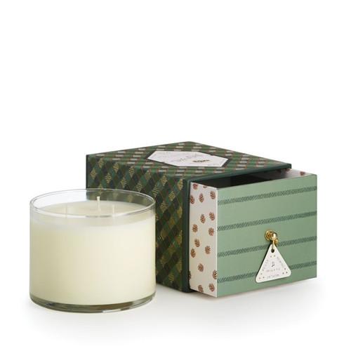 Illume Trim The Tree Music Box Candle