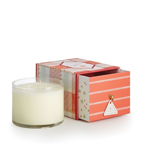 Illume Good Cheer Music Box Candle