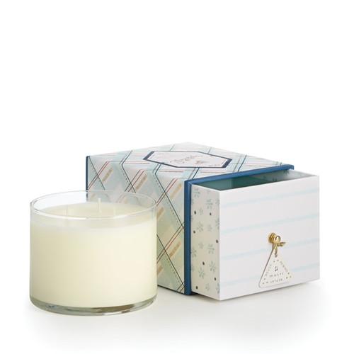 Illume Sleigh Bells Music Box Candle