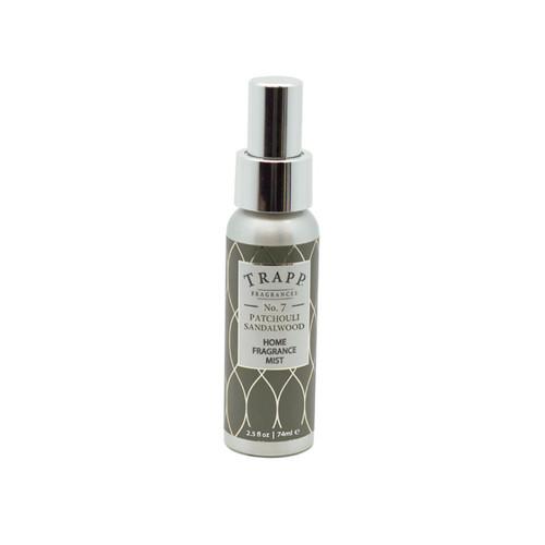 Trapp No. 7 Patchouli Sandalwood - 2.5 oz. Home Fragrance Mist
