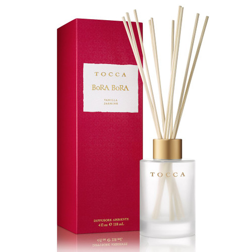 Tocca Bora Bora Voyage Collection Fragrance Reed Diffuser