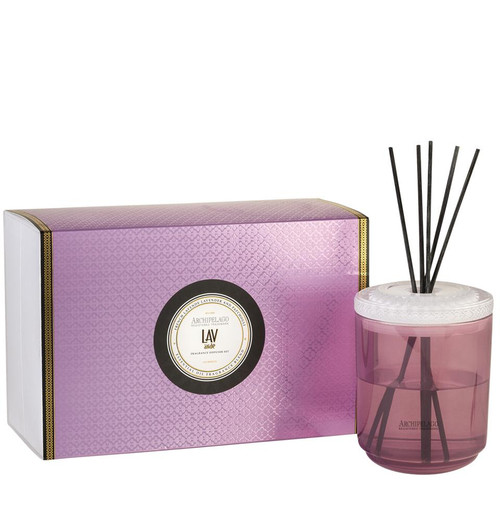 Archipelago Couleur Collection Lavande Diffuser Gift Set