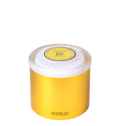 Archipelago Couleur Collection Verbena Metal Candle