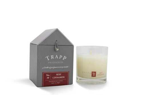 No. 39 Trapp Candles Sexy Cinnamon - 7oz. Poured Candle