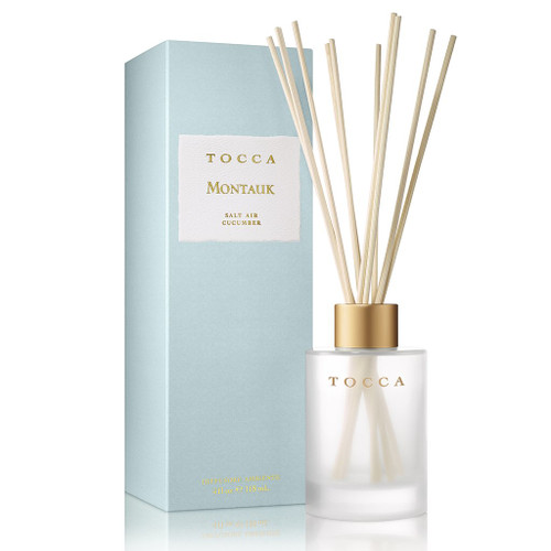 Tocca Montauk Voyage Collection Fragrance Reed Diffuser