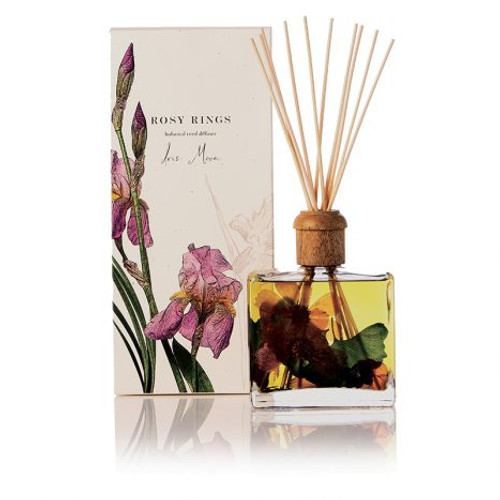 Rosy Rings Signature Collection Iris Moon Botanical Reed Diffuser